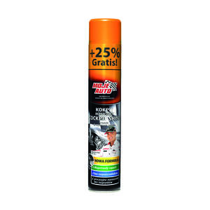 SPRAY SILICON BORD BLACK 750ML 19-113