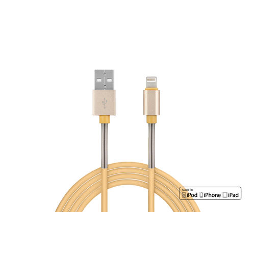 CABLU USB IPHONE IPAD FULL-LINK 2,4A 100CM UC-5