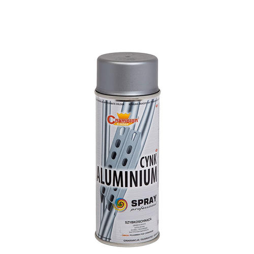SPRAY ALUMINIU, 400ML