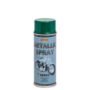 SPRAY VOPSEA 400ML, METALIZAT ACRILIC, VERDE