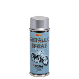 SPRAY VOPSEA 400ML, METALIZAT ACRILIC, ARGINTIU
